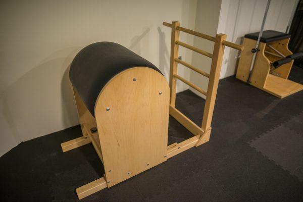 Máquina pilates espalda